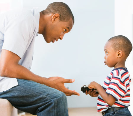 parental discipline Your parenting style will 4 types of parenting styles and their effects on way you interact with your child and how you discipline her will influence.