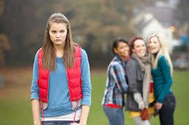Girl being bullied!