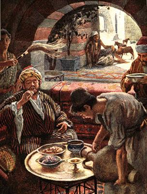 Why did God send a lying spirit? (1 Kings 22:22)